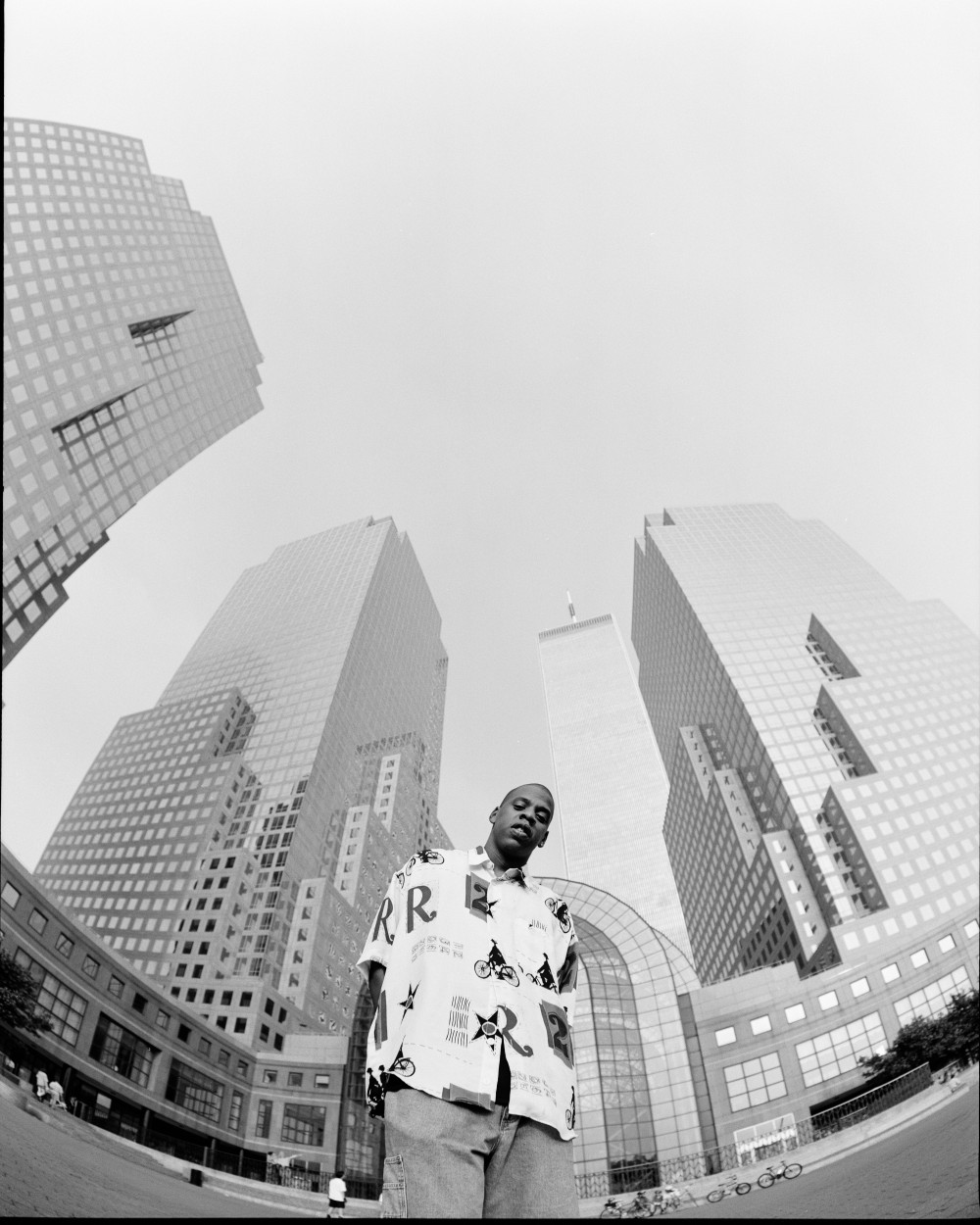 14. Jay-Z's first photoshoot (1995). Photo by Jamil GS..jpg