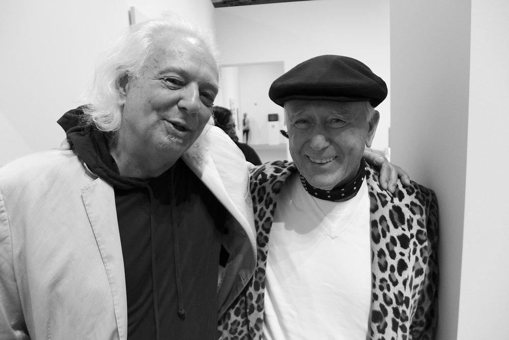 Allen Ruppersberg and Billy Al Bengston