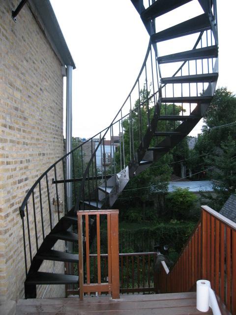 Stair-D Modular Spiral