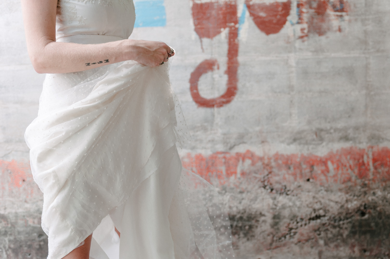 A Dress, a Bride and Thai Boxing. A Fashion Shoot in Bangkok — belle ...