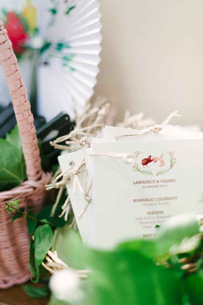 Hochzeitseinladungen für Outdoor Hochzeit