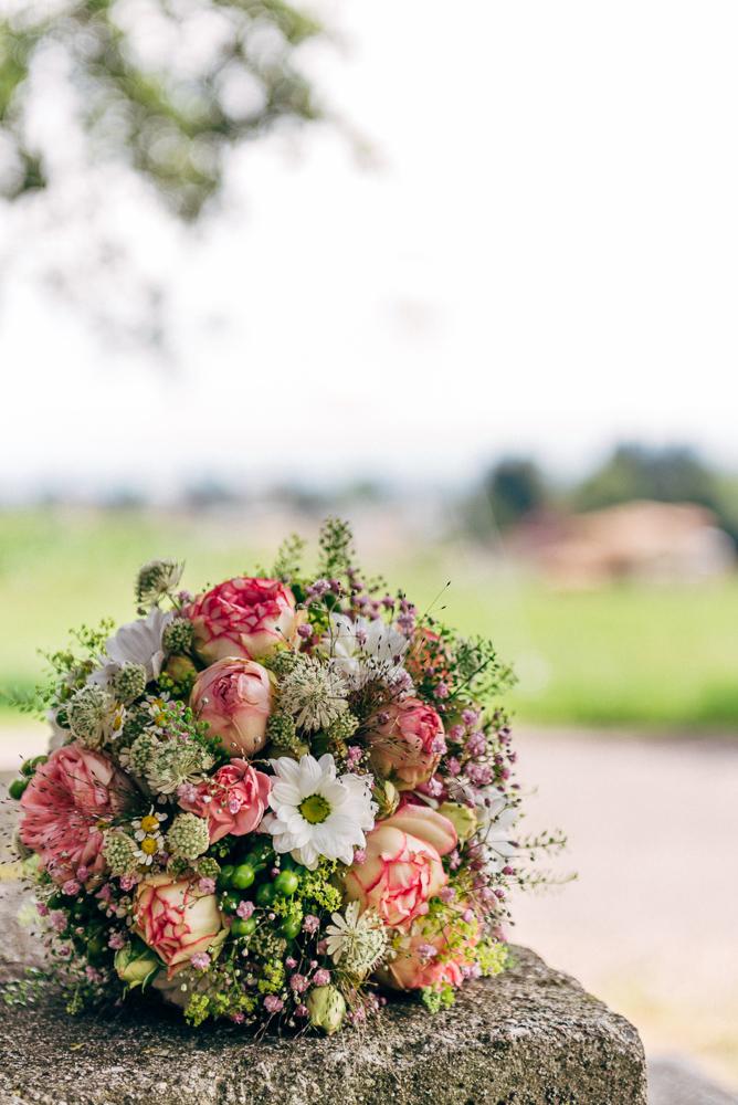 Hochzeitsbukett