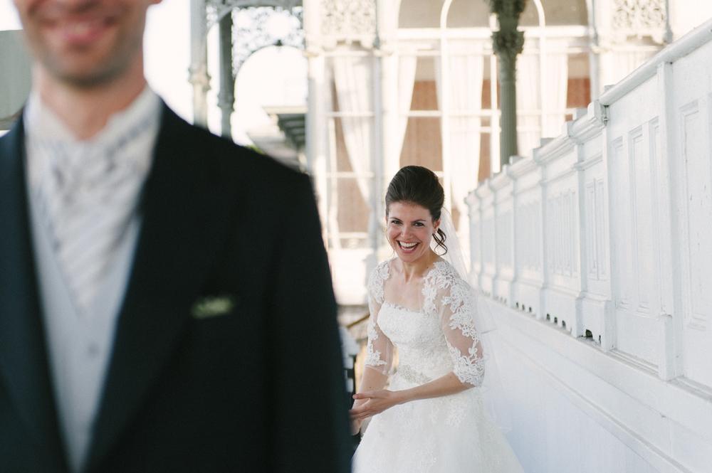Hochzeitsfeier im Palais
