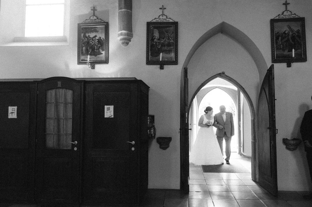 Kirchliche Hochzeit Weinviertel