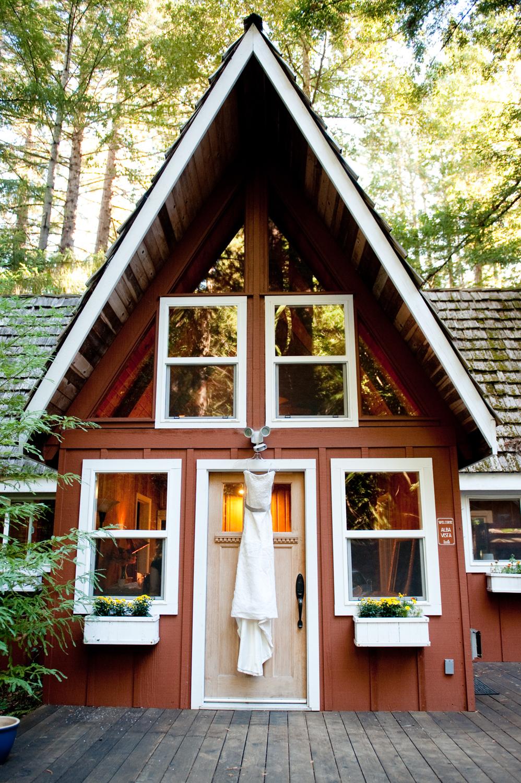 Outdoor Hochzeit im Wald