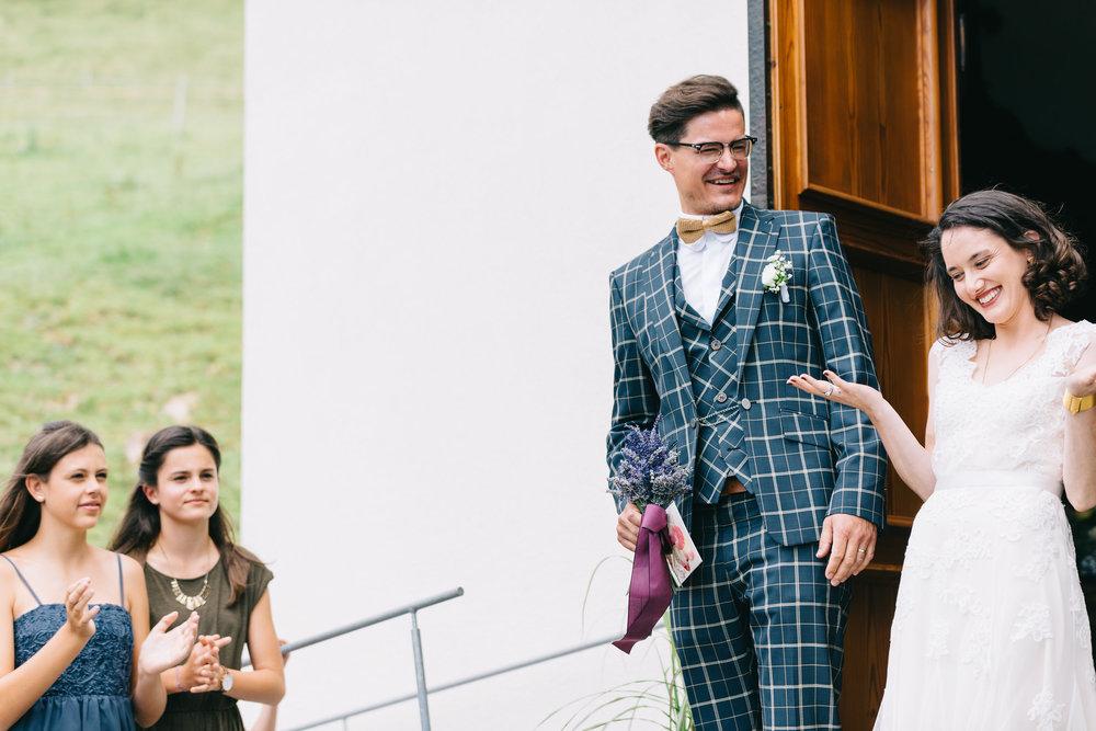 Schoppernau Wedding