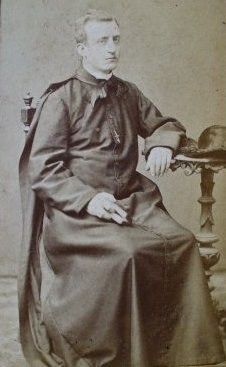 Marmion as student at Irish College