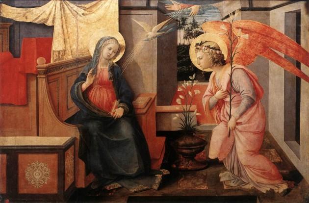 Annunciation,_Rome_-_Fra_Lippi