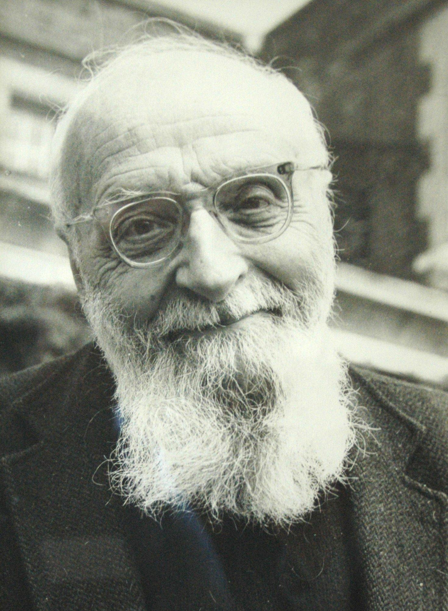 Reverend Father Lev Gillet (1893–1980)