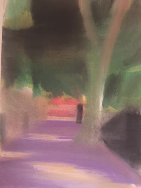 Summer Light, 2018 Kentish Town A3