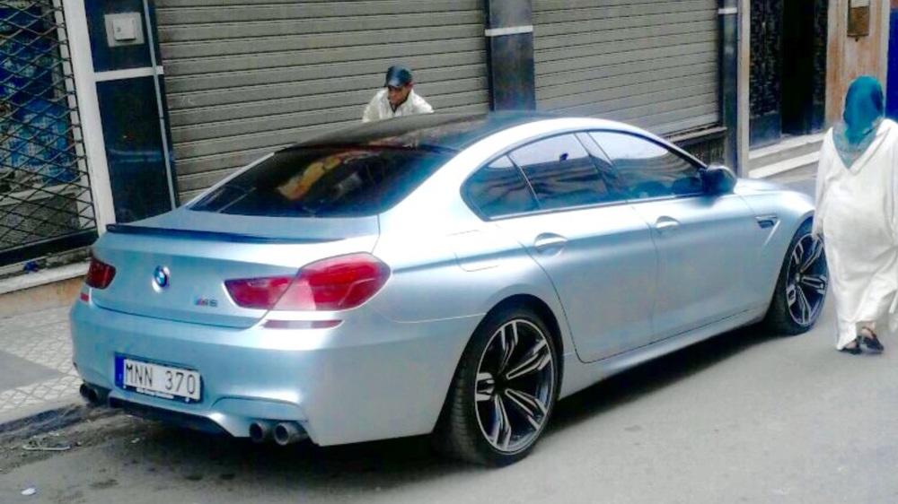 صورة لسيارة Bmw M6