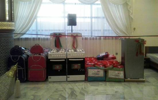 صور هيبات الأجهزة المنزلية نشرتها جمعية كرامة عبر صفحتها الفيسبوكية