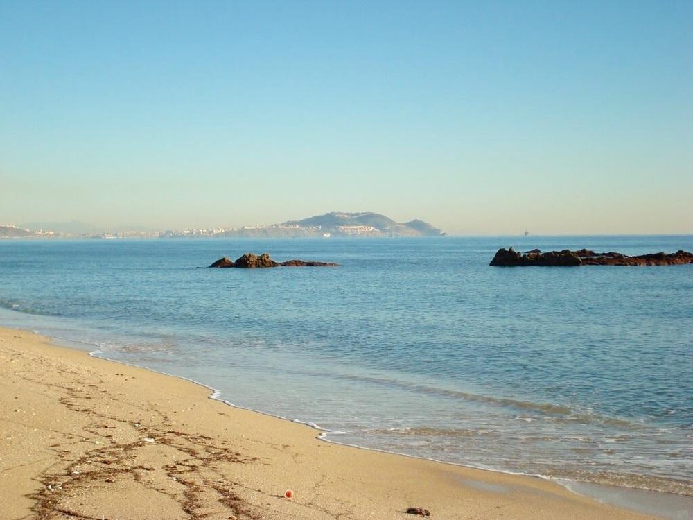 Playa Tres Piedras