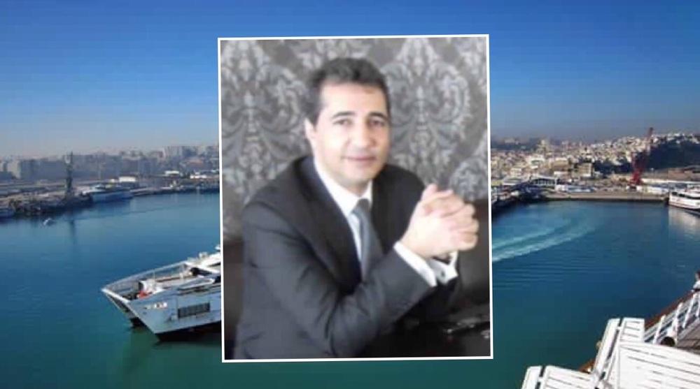 """المدير العام لشركة الملاحة البحرية الدولية """"أنترشيبينك"""""""