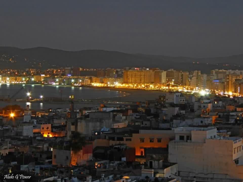 صورة لمدينة البوغاز من (الارشيف).