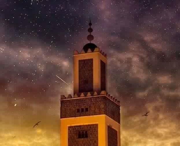 مسجد محمد الخامس بطنجة