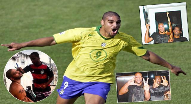 البرازيلي أدريانو