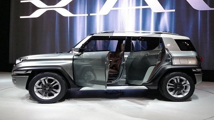 سيارة xav الجديدة