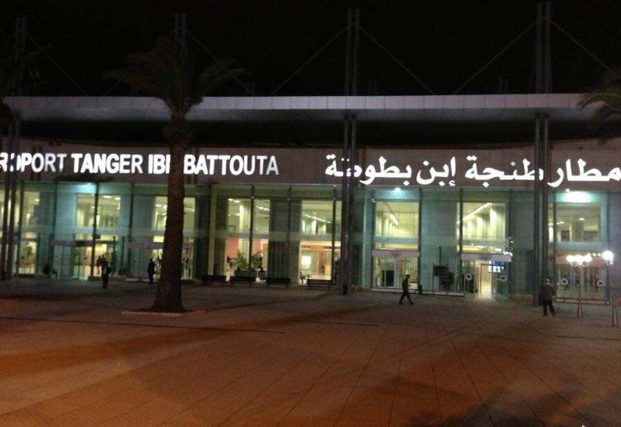مطار طنجة