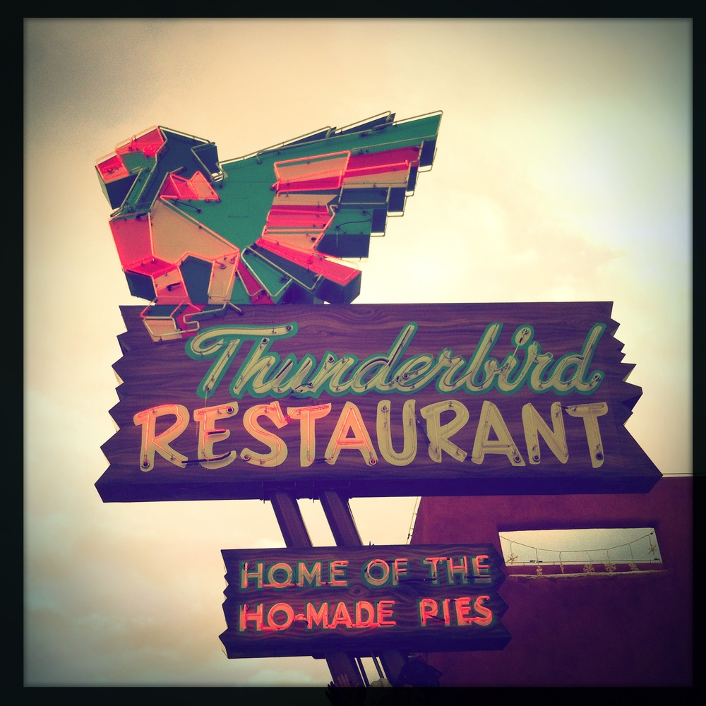 Thunderbird Restraurant, Mount Carmel, Utah, 2013