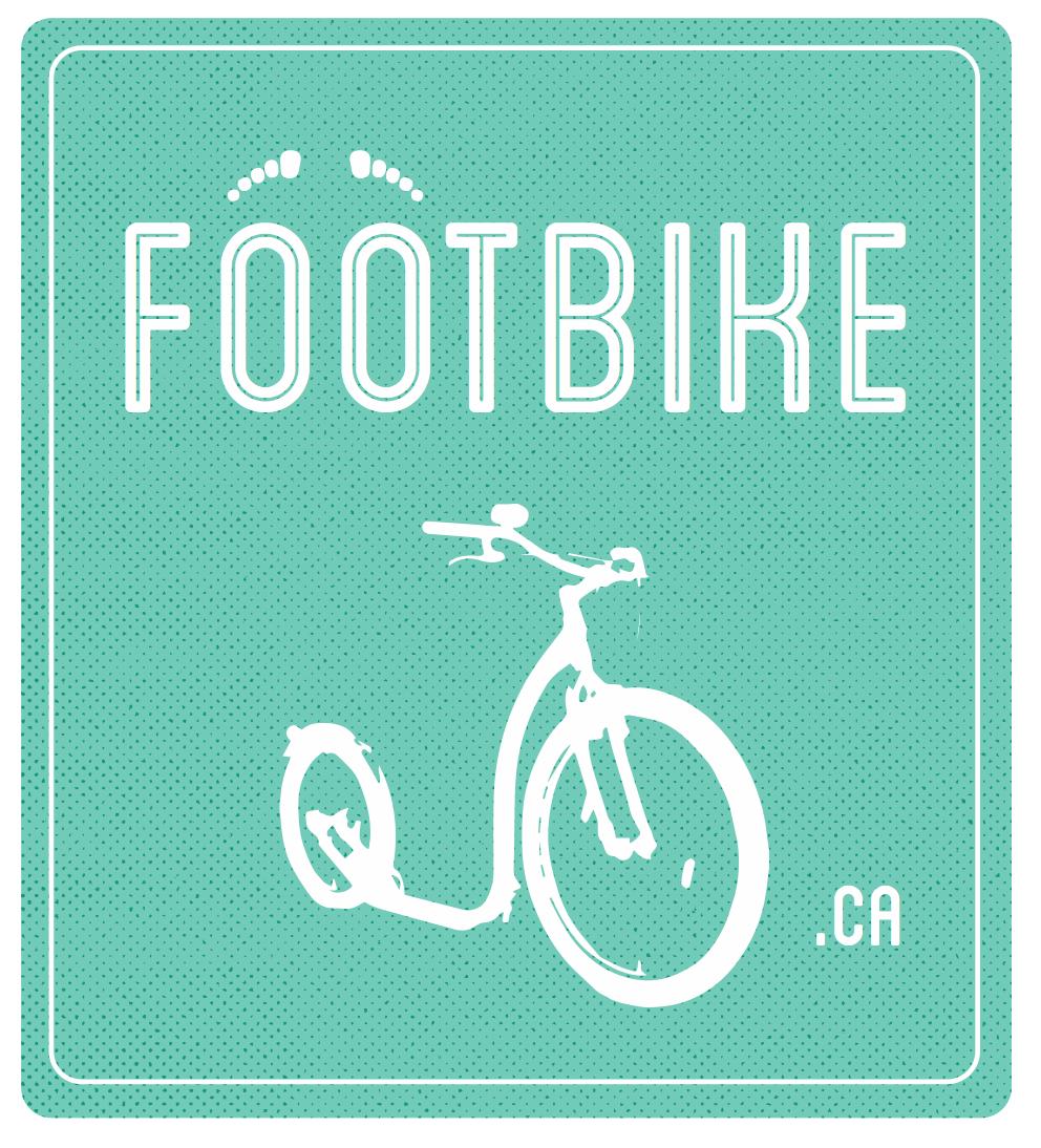 Logo Footbike, mai 2015