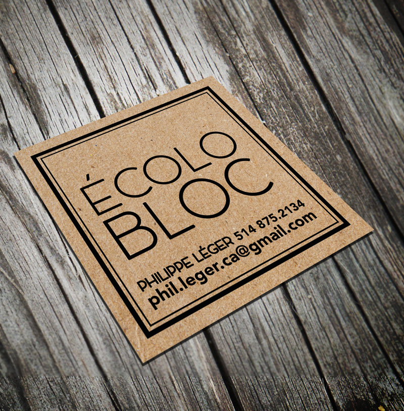 Écolo Bloc, 2014