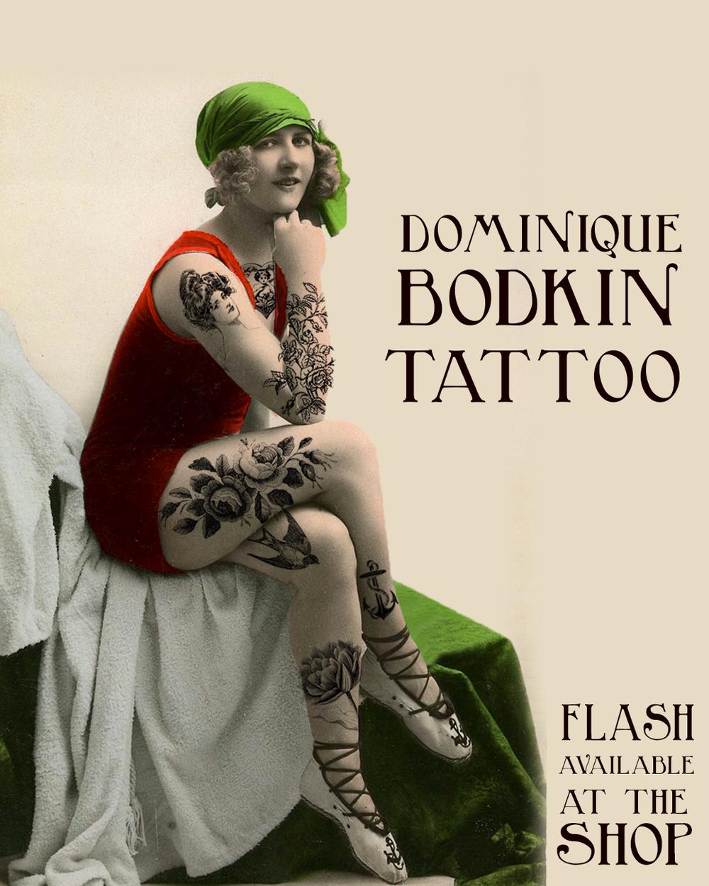 Publicité pour Bodkin, 2018