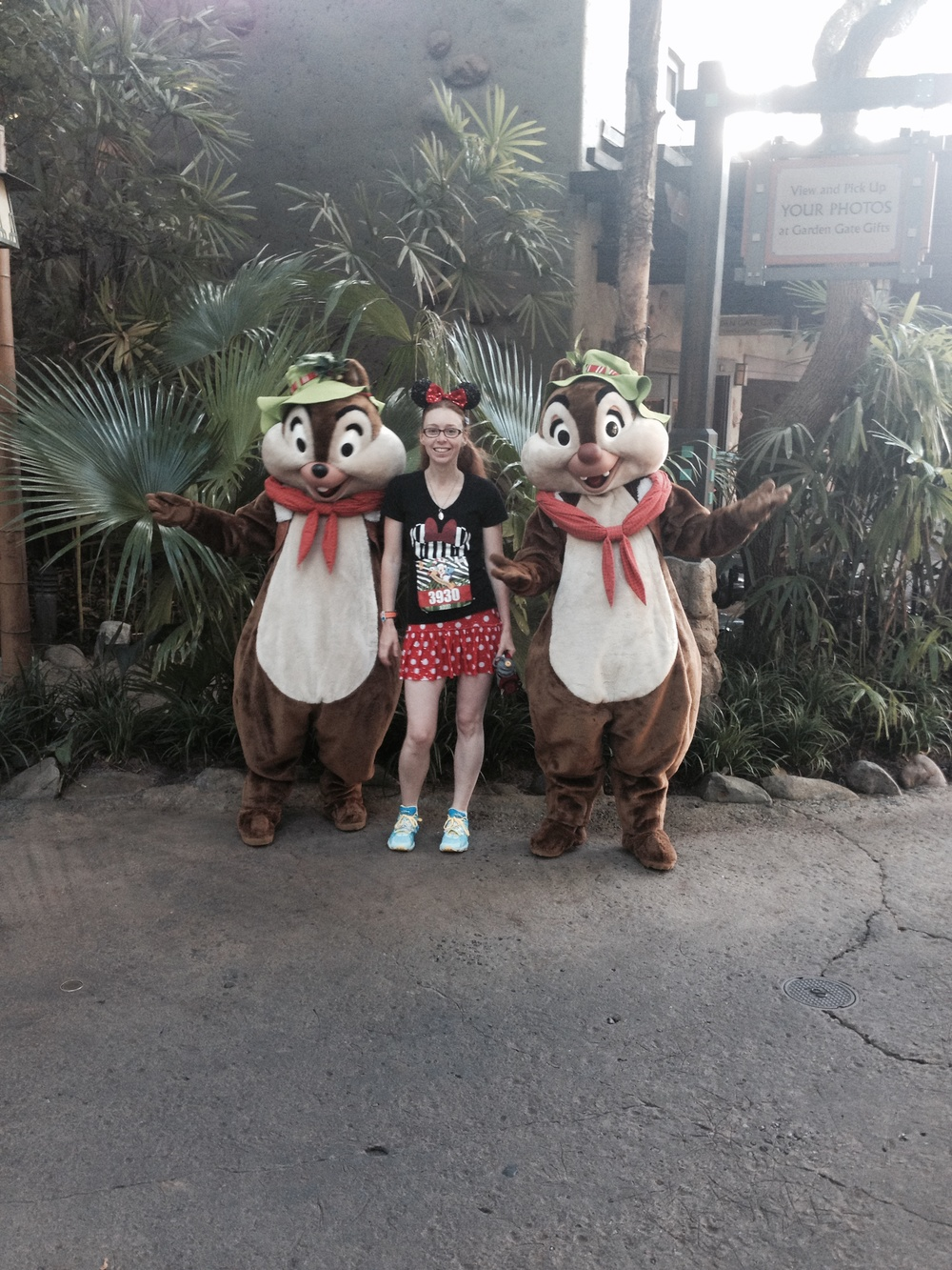 Chip and Dale!!