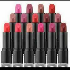 Check out the amazing range of colours in these long lasting, ultra hydrating and plumping lipsticks. Juicy.