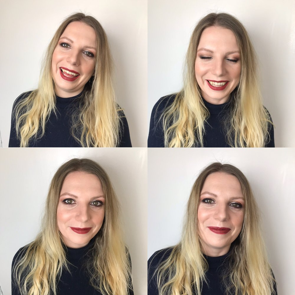 Makeup masterclass with Gemma