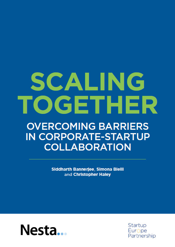 Scaling Together Cover