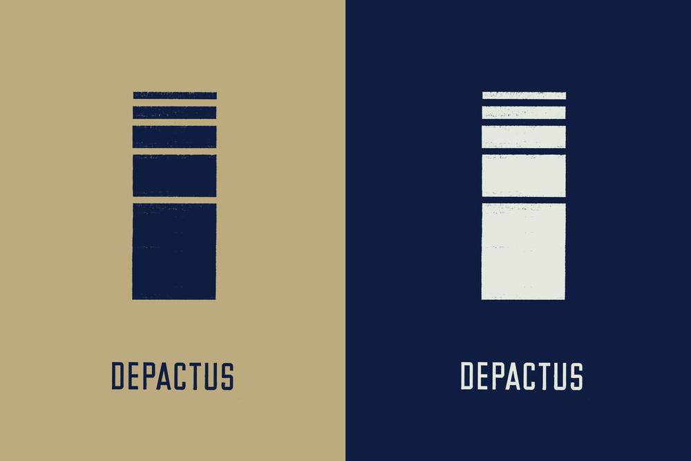 Depactus Branding
