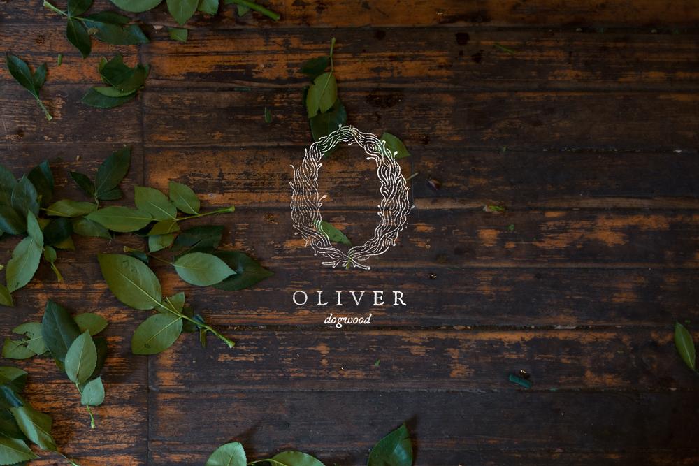 Oliver Dogwood Logo