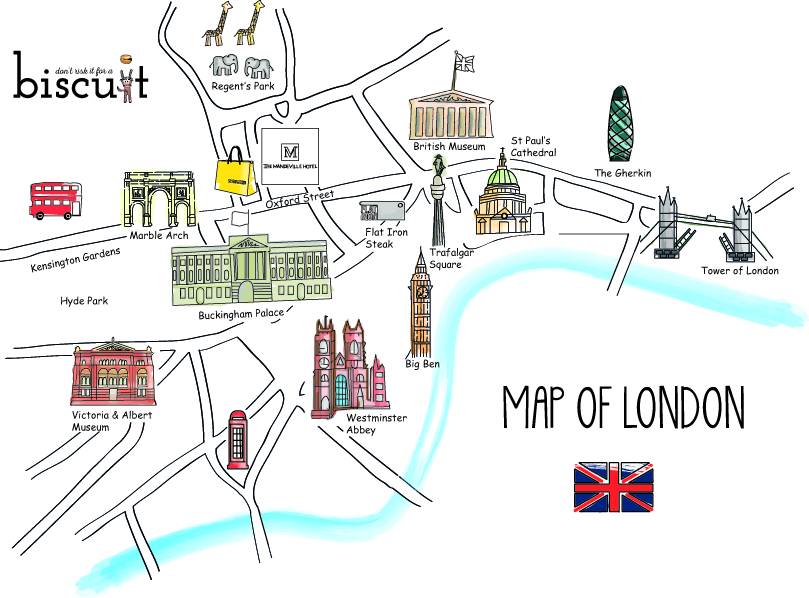 MD Map of London