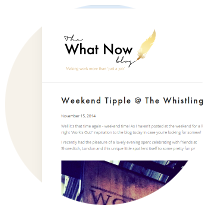 The What Now Blog