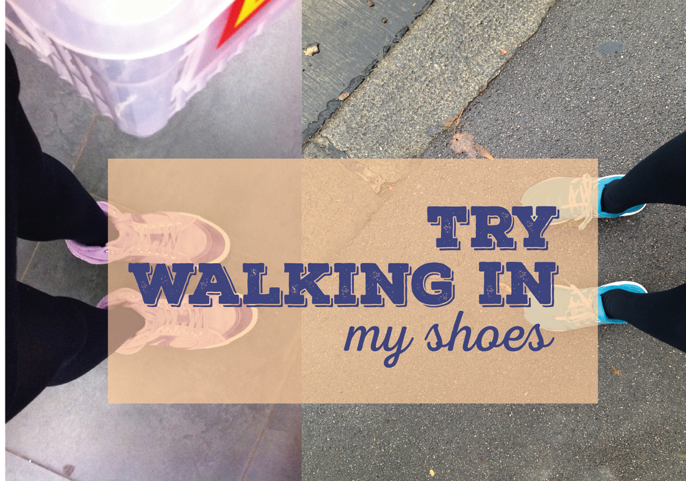 Walking - the world's simplest way to get fit.