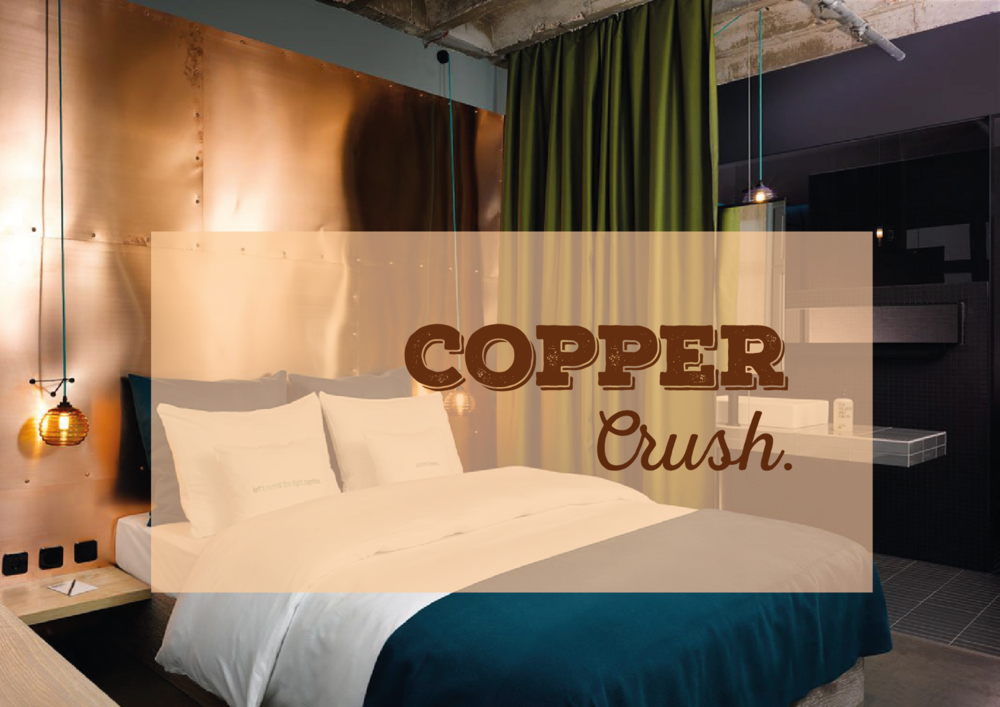 Copper Crush.