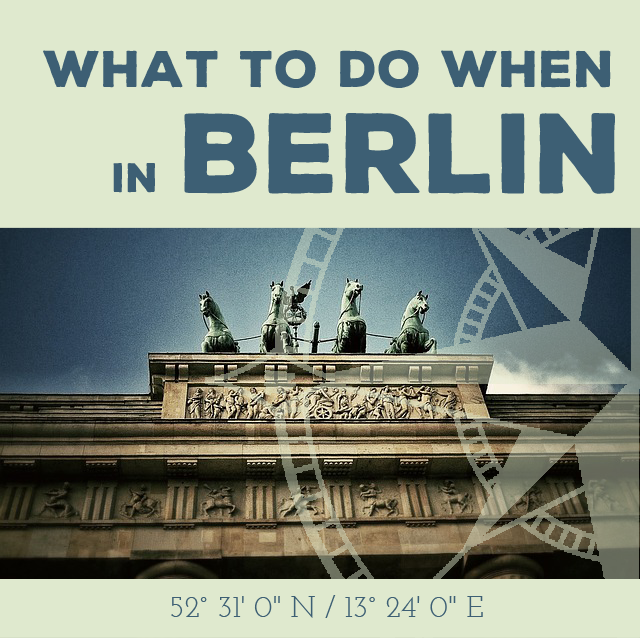 what to do when in Berlin dont risk it for a biscuit