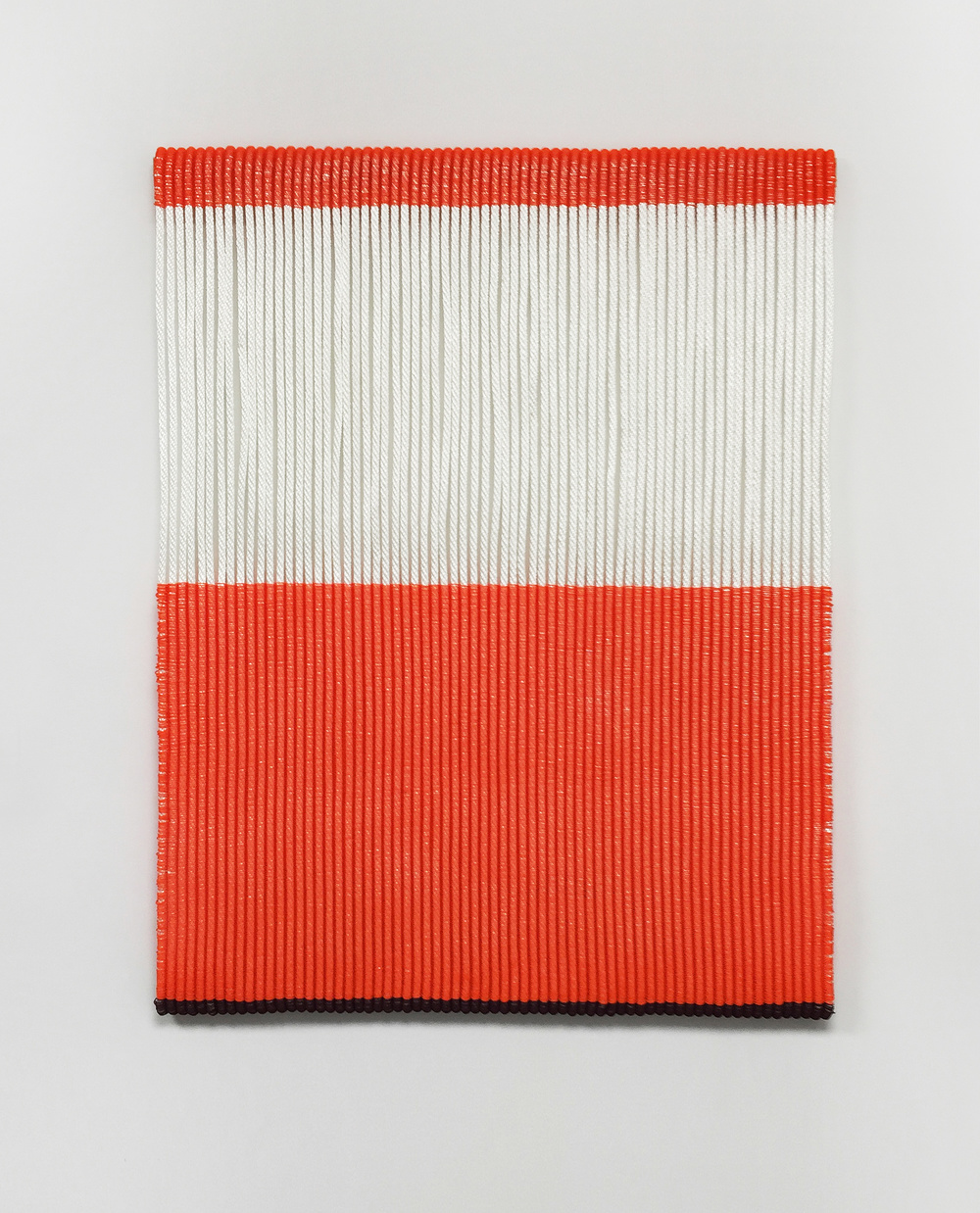 Neon Orange Rectangles Mimi Jung