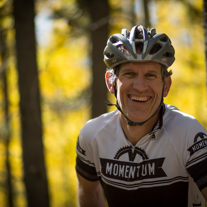 Troy Delfs - Head Coach Momentum Cycling