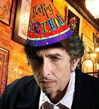 Happy 75th Bob #bobdylan #birthdayboy #likearollingstone