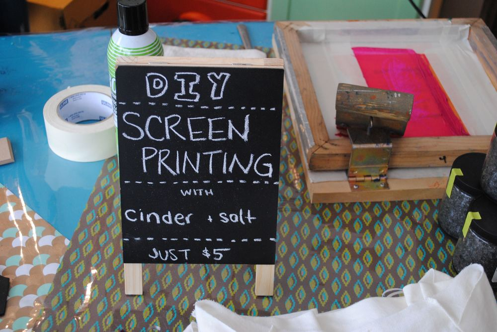 DIY-screen-printing-cinder-and-salt