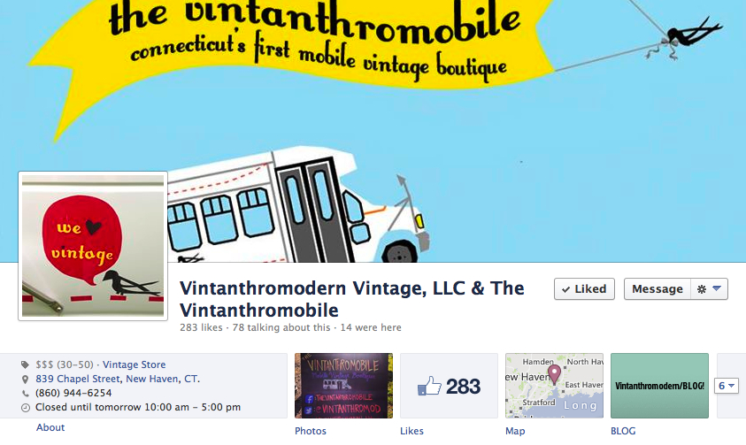 Vintanthromodern on Facebook