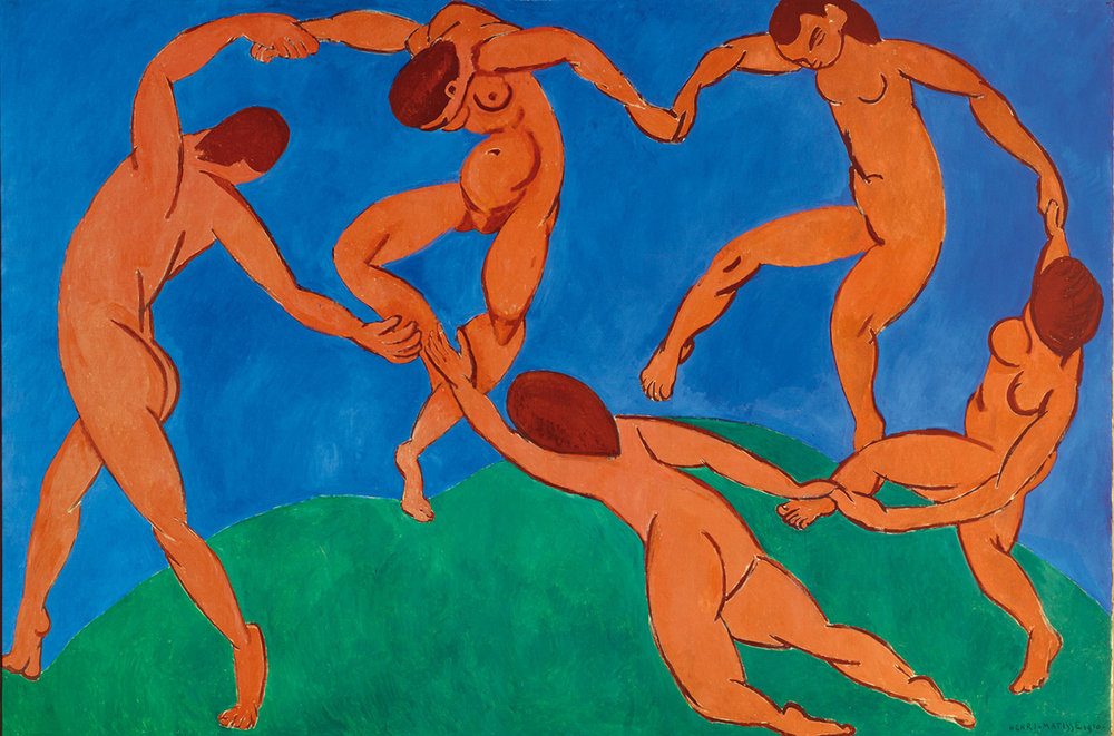 Henri Matisse   Dance