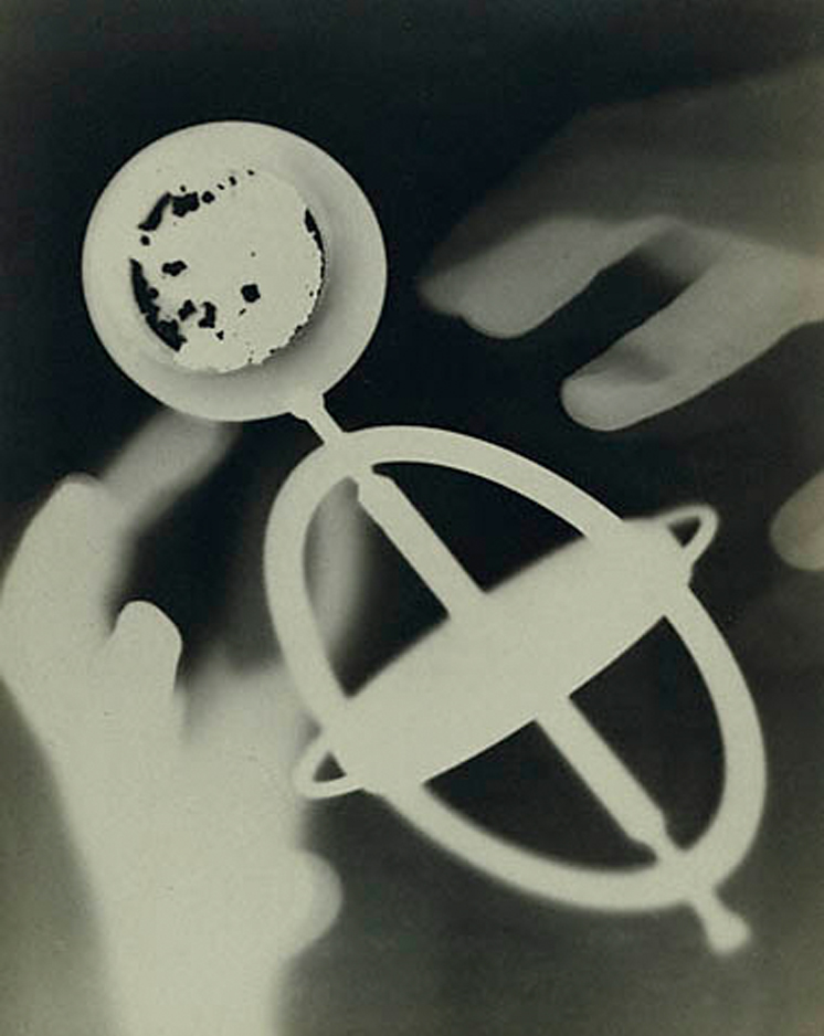 Man Ray     Untitled Rayograph