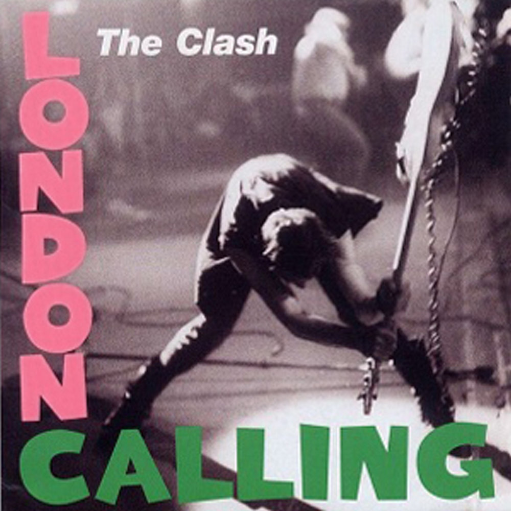 The Clash   London Calling    1979