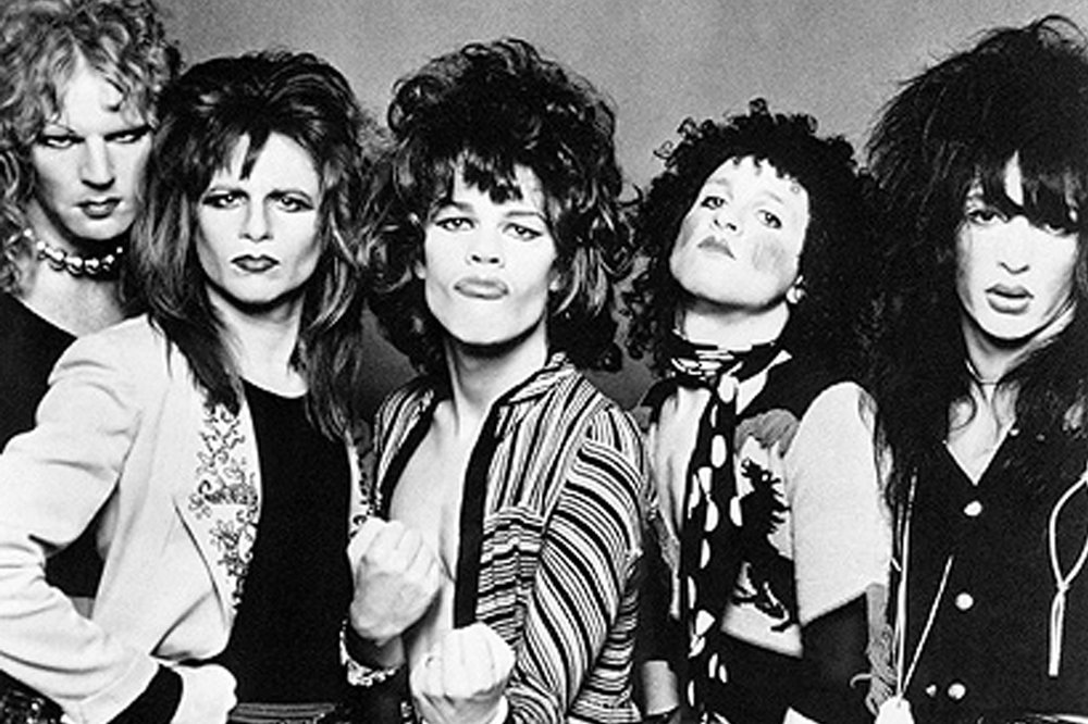 New York Dolls 1973     Personality Crisis