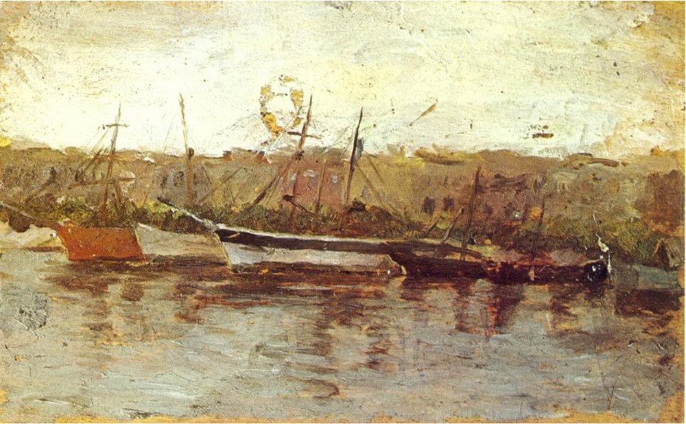 1895   Alicante saw the Boat