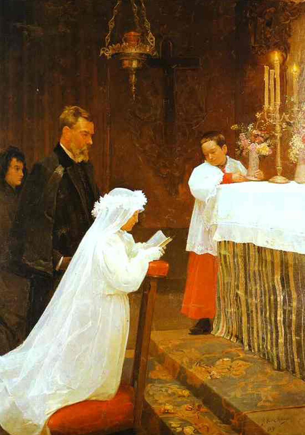 1896    First Communion