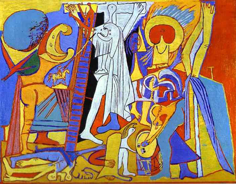 1930   Crucifixion